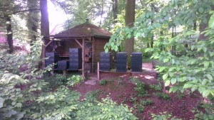 Bijenstal Sattelkammer
